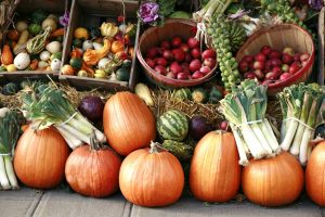 Colorful, Nutrient-Rich Fall Vegetables Help Prevent Eye Disease