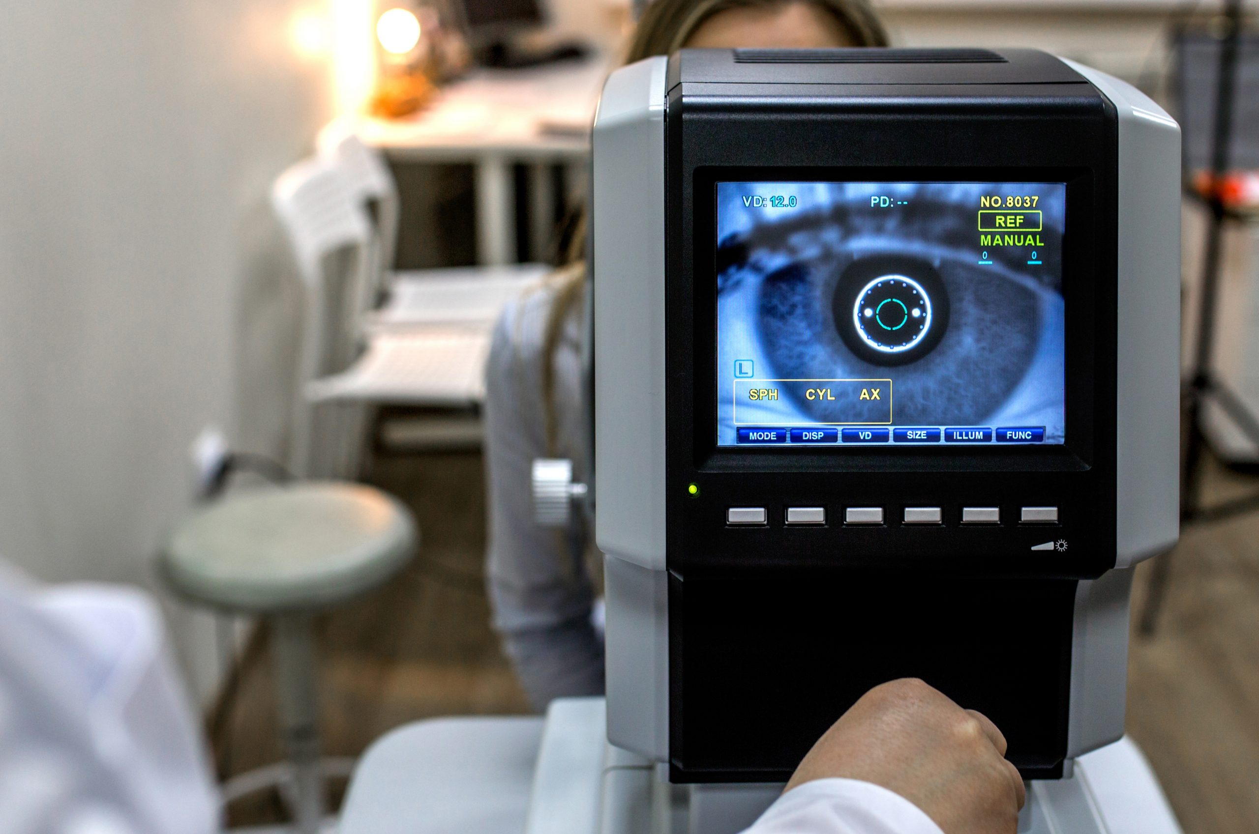 Evidence for Brain-Eye Connection Could Spark New Glaucoma Treatment